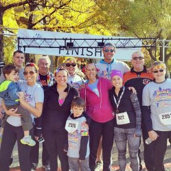 2014 Walk Ahead - Family
